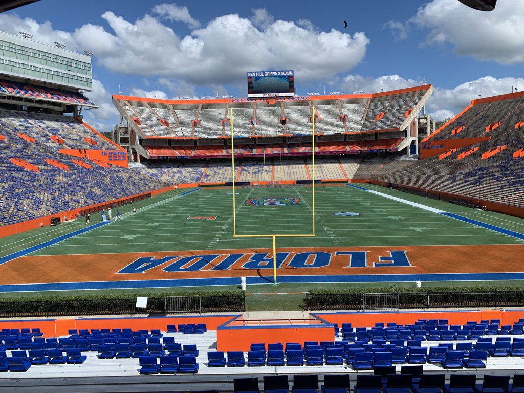 University of Floridas $65M New Ballpark Completed