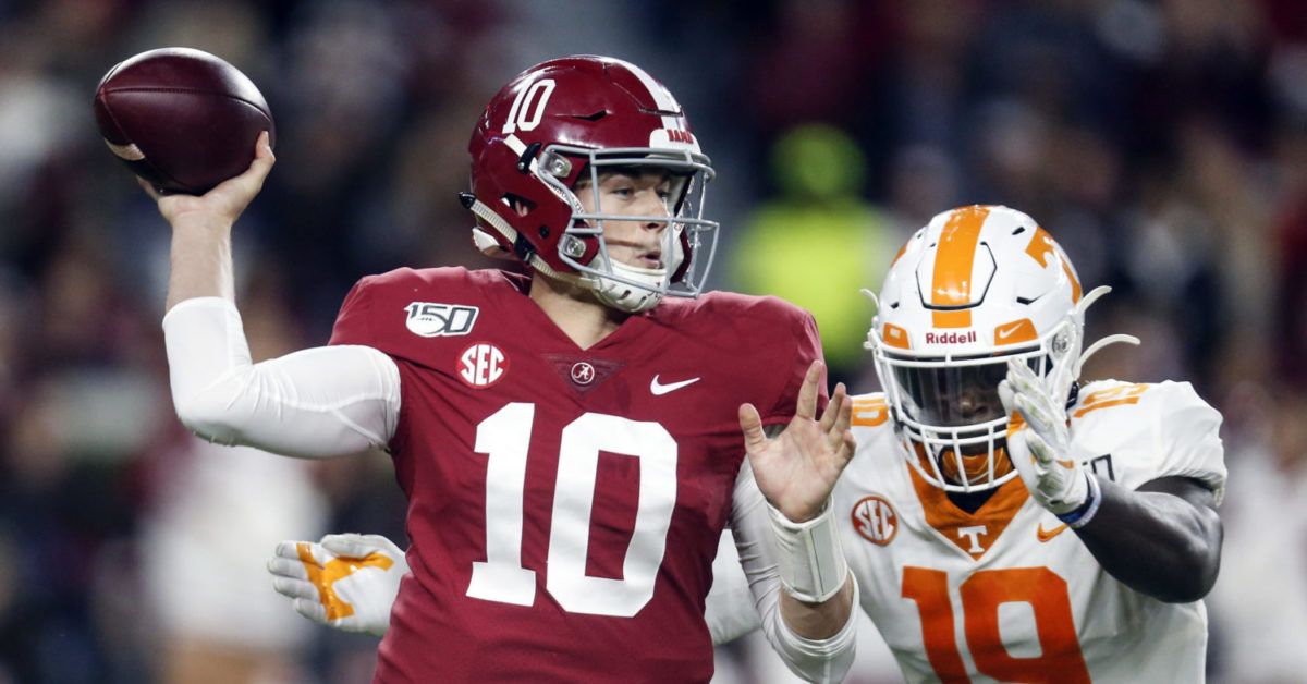 CFB Insider: Bama's new plan? Yes, Auburn can slow down ...