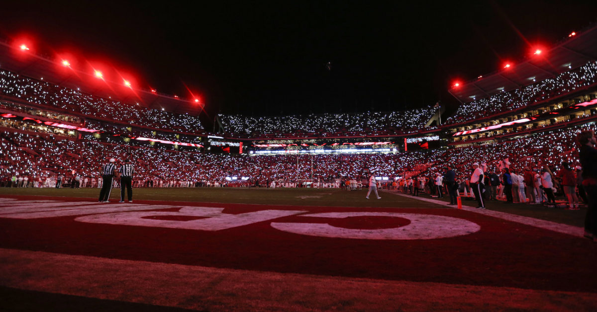 Alabama is no longer ranked No. 1 in ESPN's FPI Rankings