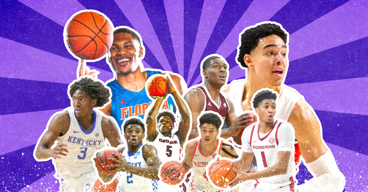 SEC Basketball Power Rankings: SEC ties Big 12 in annual challenge, Alabama continues to rise and more