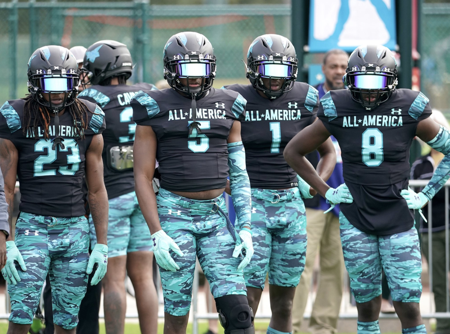 Karu esta Dando  Full list of live commitments scheduled for the 2020 Under Armour All-America  Game