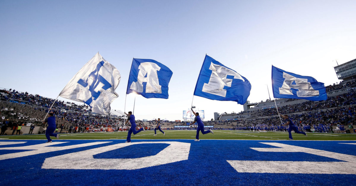 Air Force Announces 2020 Football Schedule With Incredibly Creative Video Release