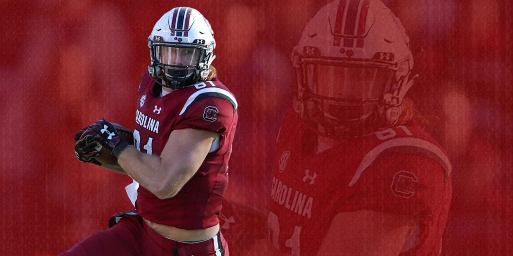 hayden hurst selected no 25 overall by baltimore ravens
