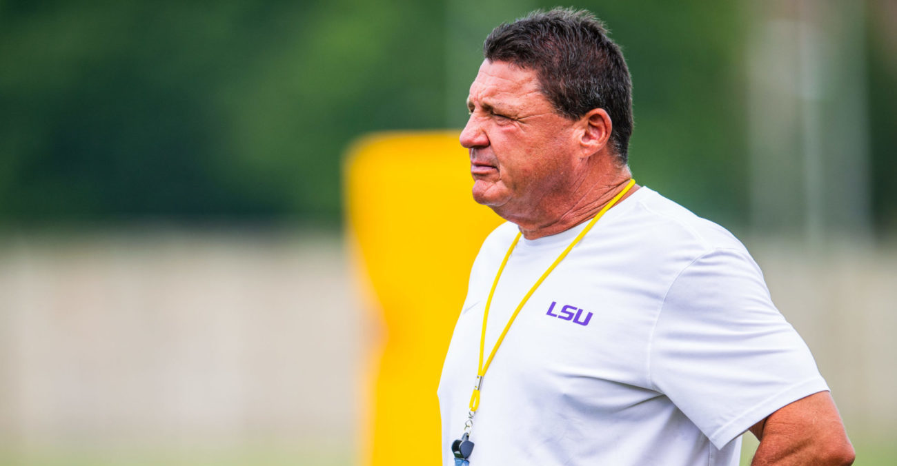 Lsu Reportedly Sees Another Player Enter The Transfer Portal I cover recruiting and the lsu beat for 247sports. lsu reportedly sees another player