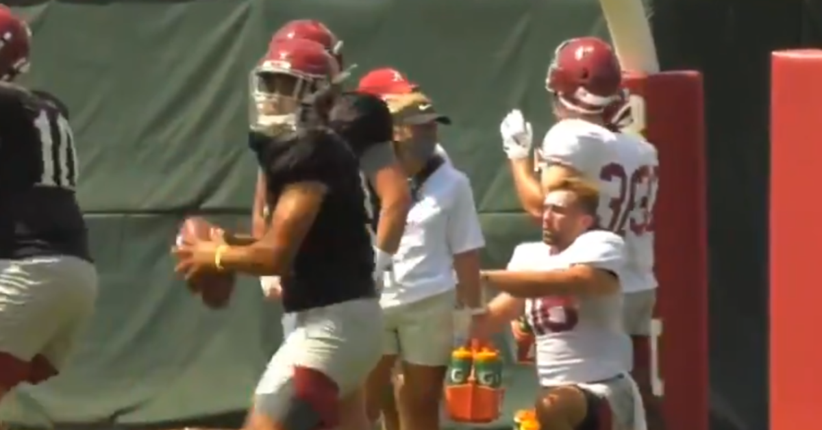 Bryce Young's father weighs in on Alabama QB competition, makes interesting comparison