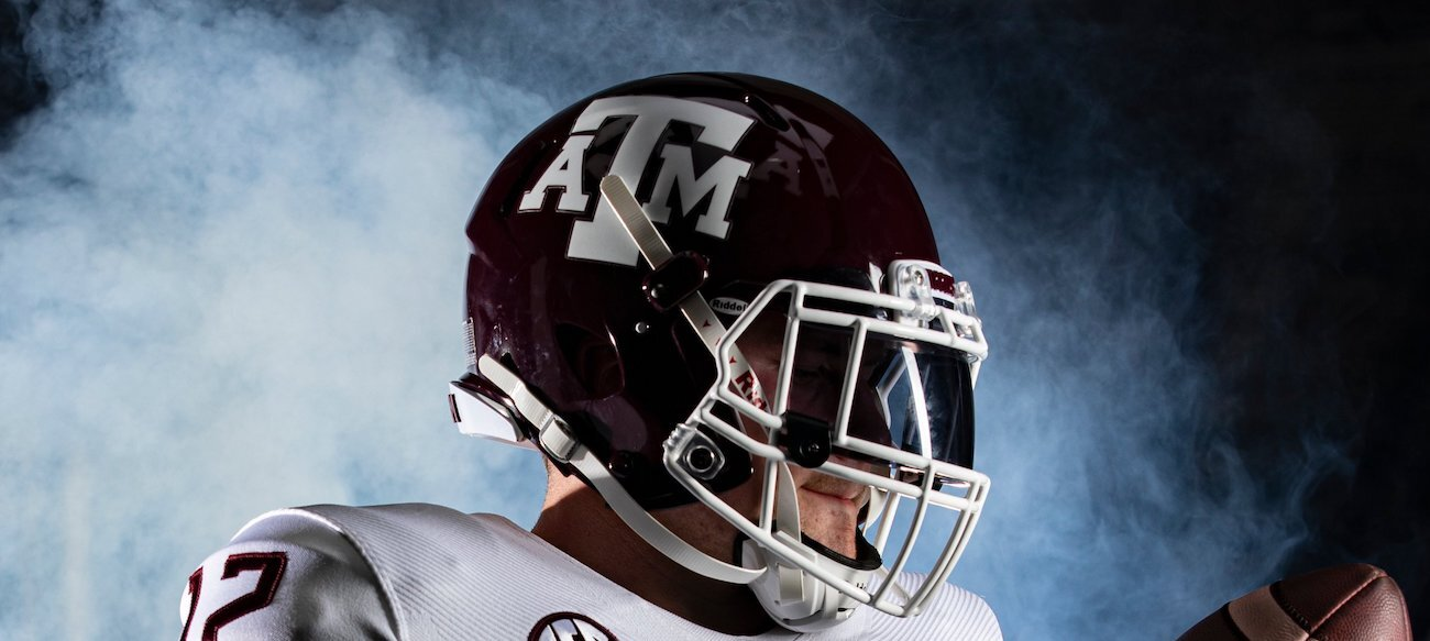 So Clean Texas A M Teases New Look Uniform Combination For 2020 Season