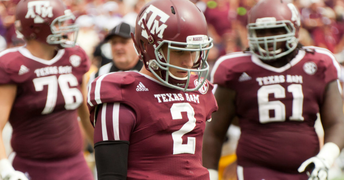 Ranking every Texas A&M QB in the 21st century
