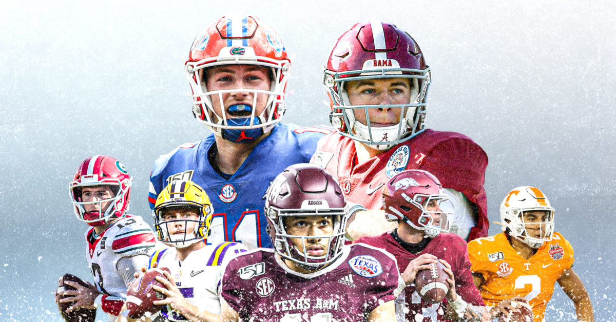SEC QB Power Rankings, Week 9: Kyle Trask is as unlikely a Heisman candidate as they come