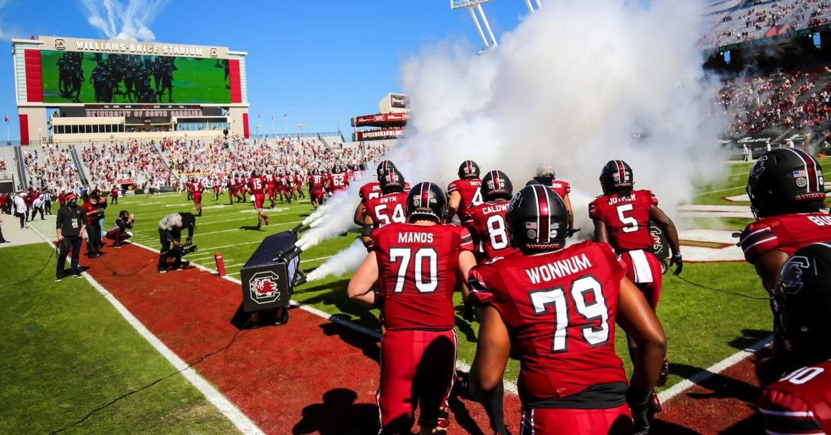 South Carolina schedules future home-and-home series with ...