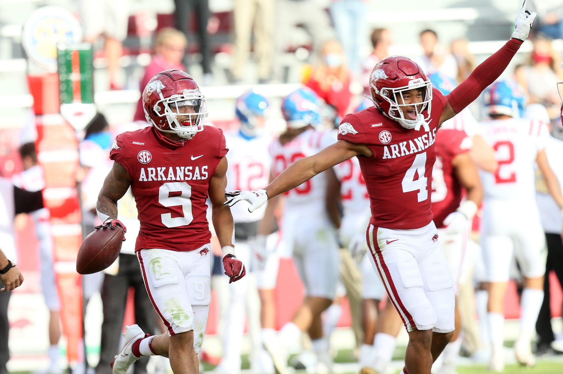 Arkansas Football Why Texas A M Is The Razorbacks Defense s Toughest Test Yet