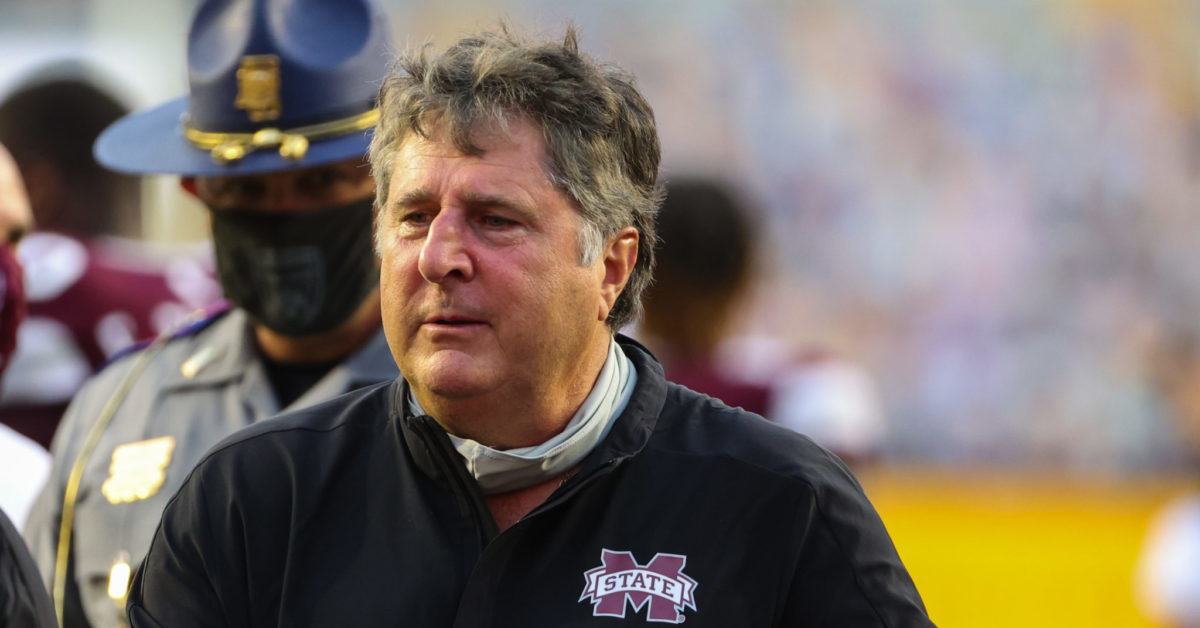 New York Times mistakenly implied Mike Leach was picked to join Joe Biden's staff