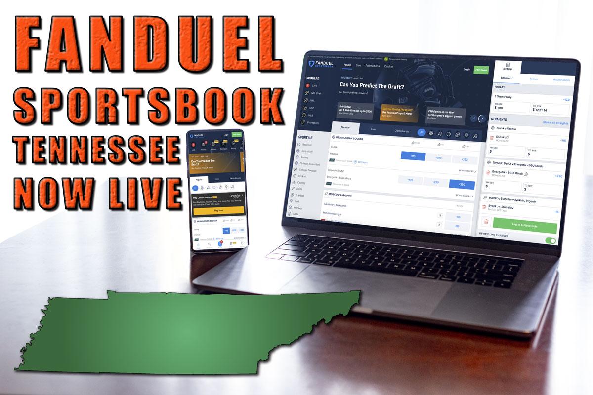 fanduel sportsbook tennessee