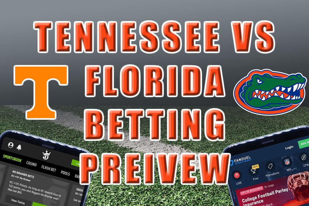 Tennessee vs florida betting line 2021 jeep safe soccer betting strategy