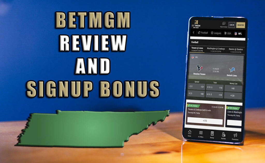 betmgm tennessee app