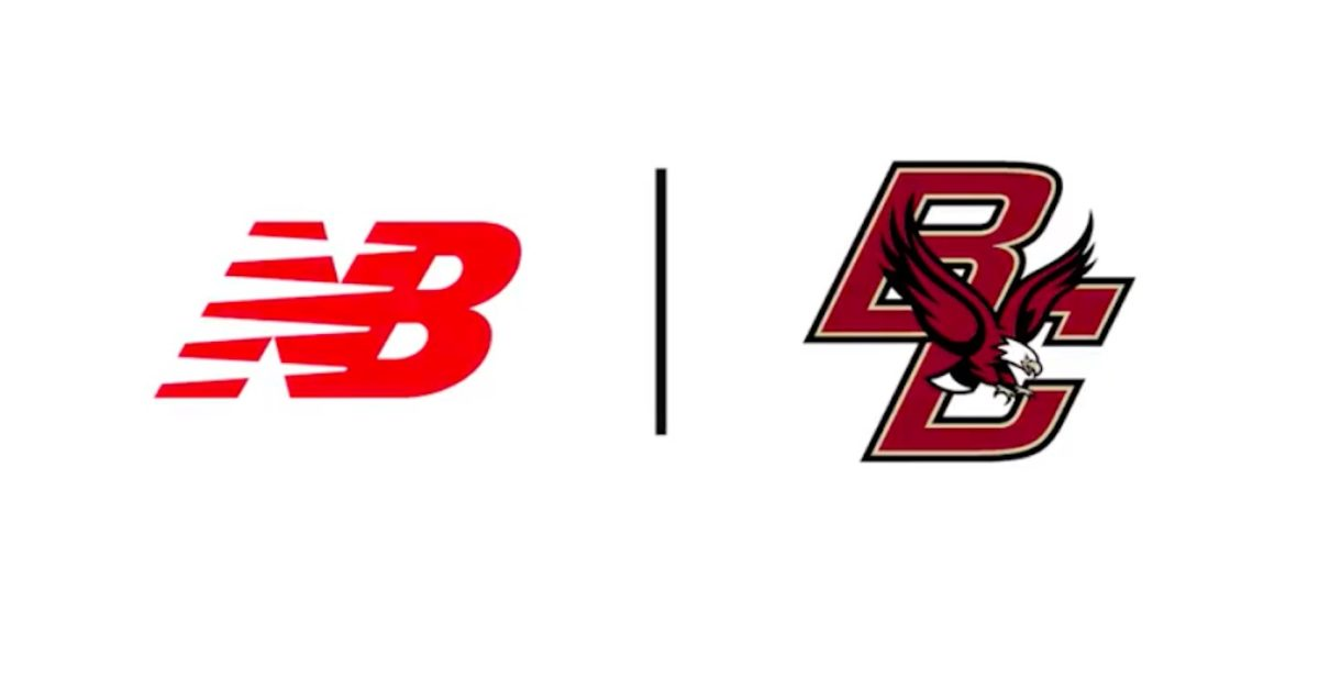 Boston College trolled on Twitter after signing apparel and footwear deal with New Balance