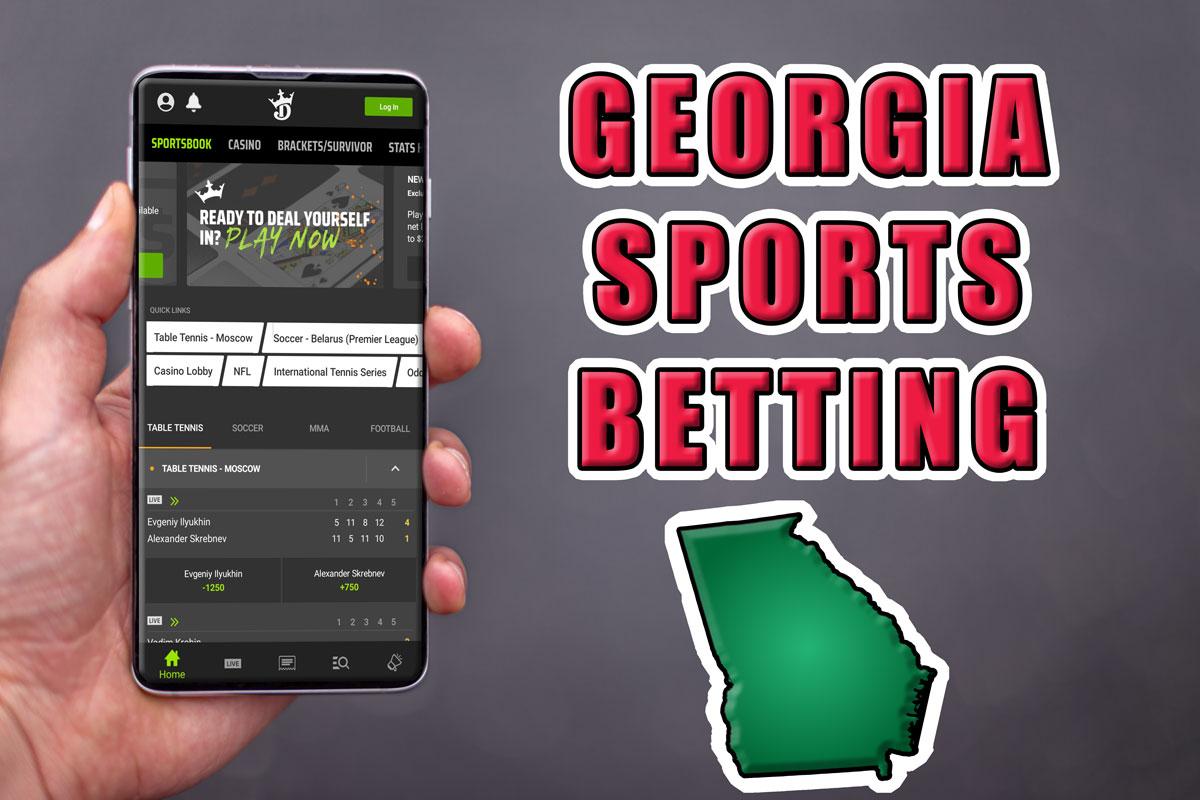 Georgia Online Sports Betting