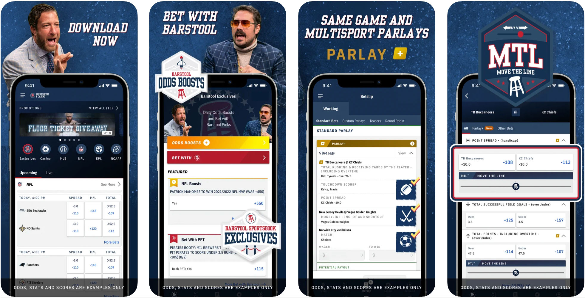 Barstool Sportsbook & Casino App Store