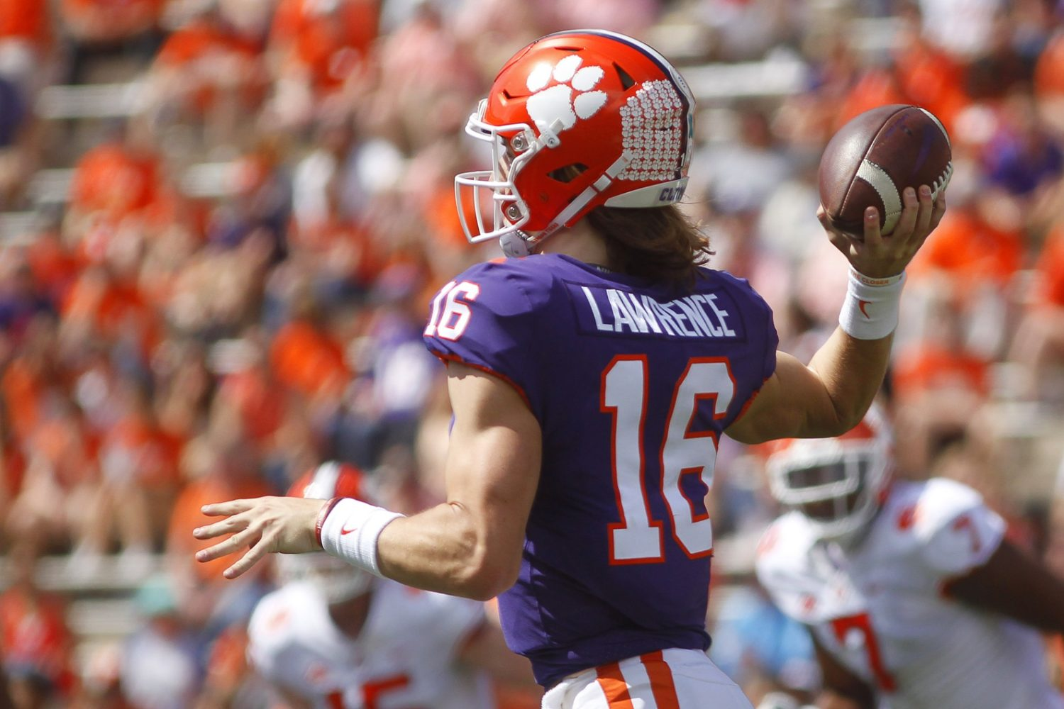 Clemson Vs Georgia Tech Football Tv Channel Game Time Updated Odds And Predictions August 29 2019